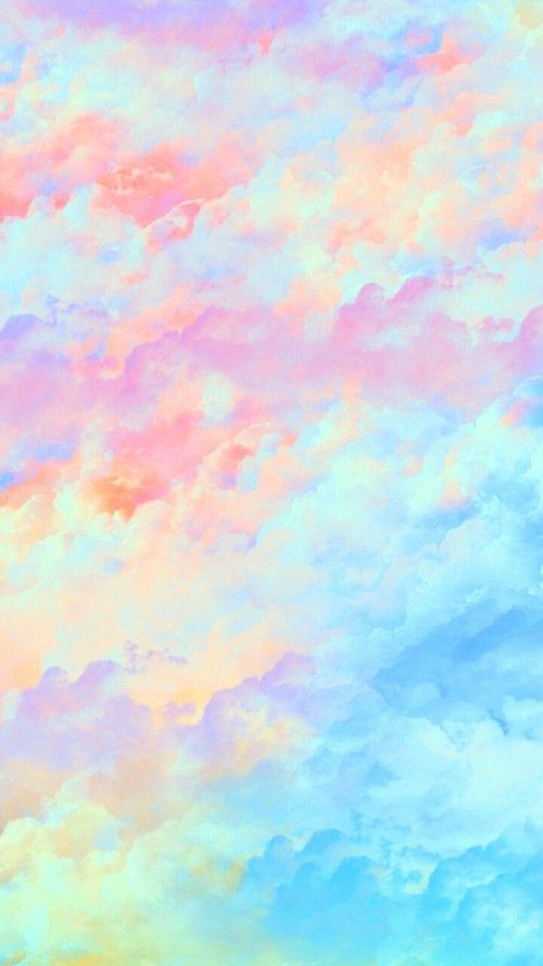 art, background, beautiful, beauty, blue, clouds, colorful