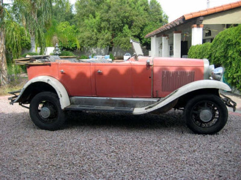 1930 Marquette For Sale in Arizona || So, I try to avoid looking at ...