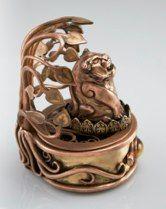 Tiger Reliquary