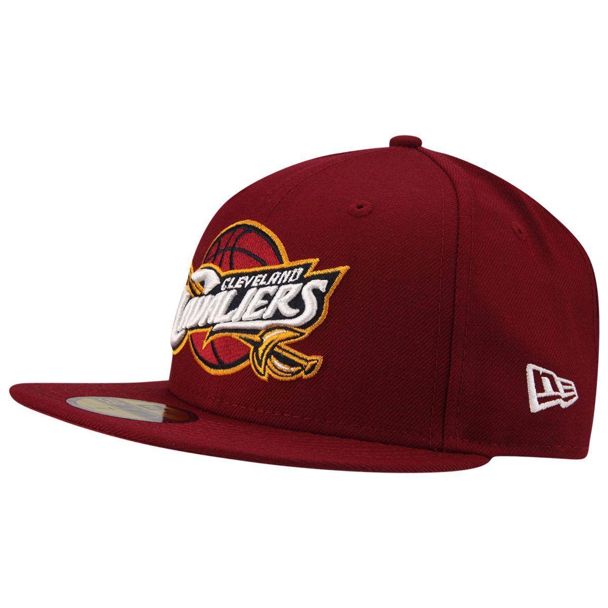 Boné New Era NBA 5950 Cleveland Cavaliers  4920017e771
