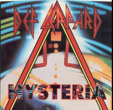 Great End Of The Work Day Song Hysteria By Def Leopard