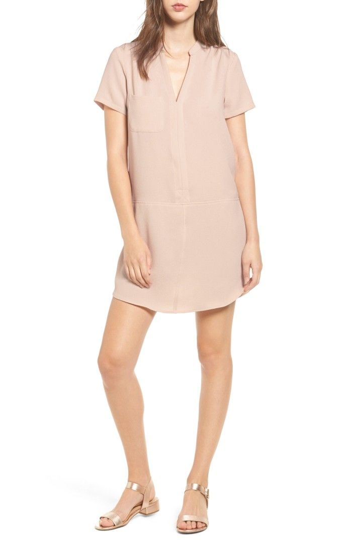 c348c04bce816 Lush Hailey Crepe Dress | Nordstrom | Fashion in 2019 | Nordstrom ...