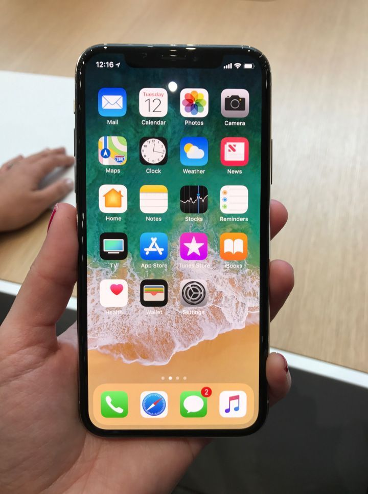 Heres Your First Look At The Iphone X Apples Boldest Smartphone Yet In 2020 Iphone Iphone Apps New Iphone