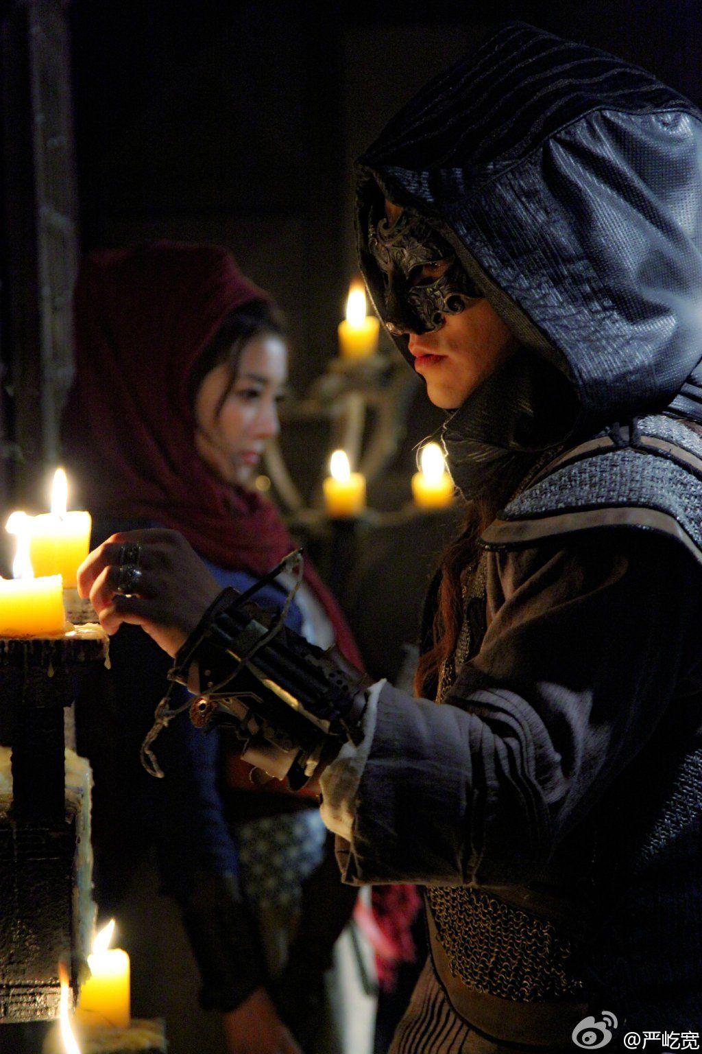 Forums Yan, Historical drama, Character