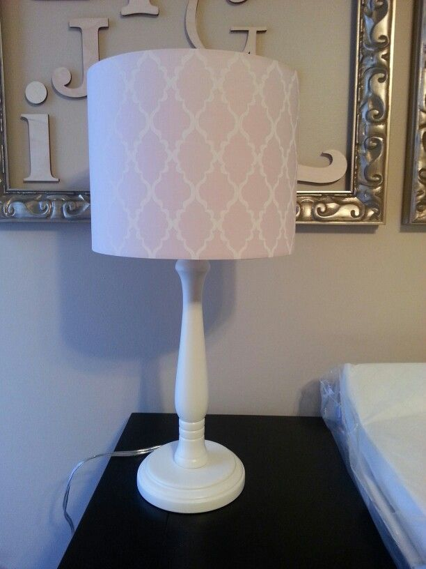 Addison lamp shade♥ pbkids shade $35 base $34