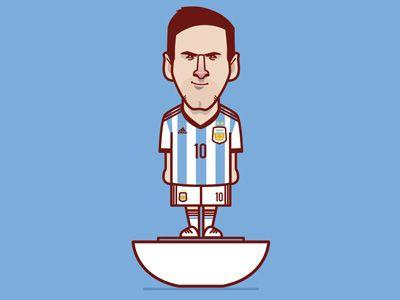 Messi toy development