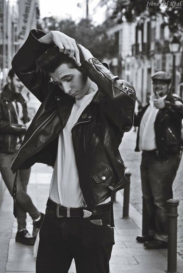 Image Result For 50s Greaser Greaser Style Rockabilly