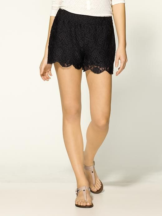 Piperlime   Lace Shorts