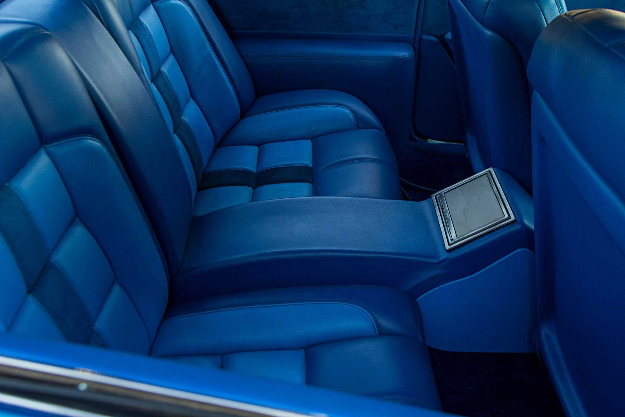 1968 Chevrolet Impala Fastback Rear Center Console Lowrider Chevrolet Impala Impala Chevy For Sale