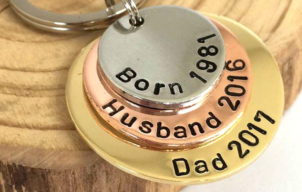 sentimental gifts for dads 50th