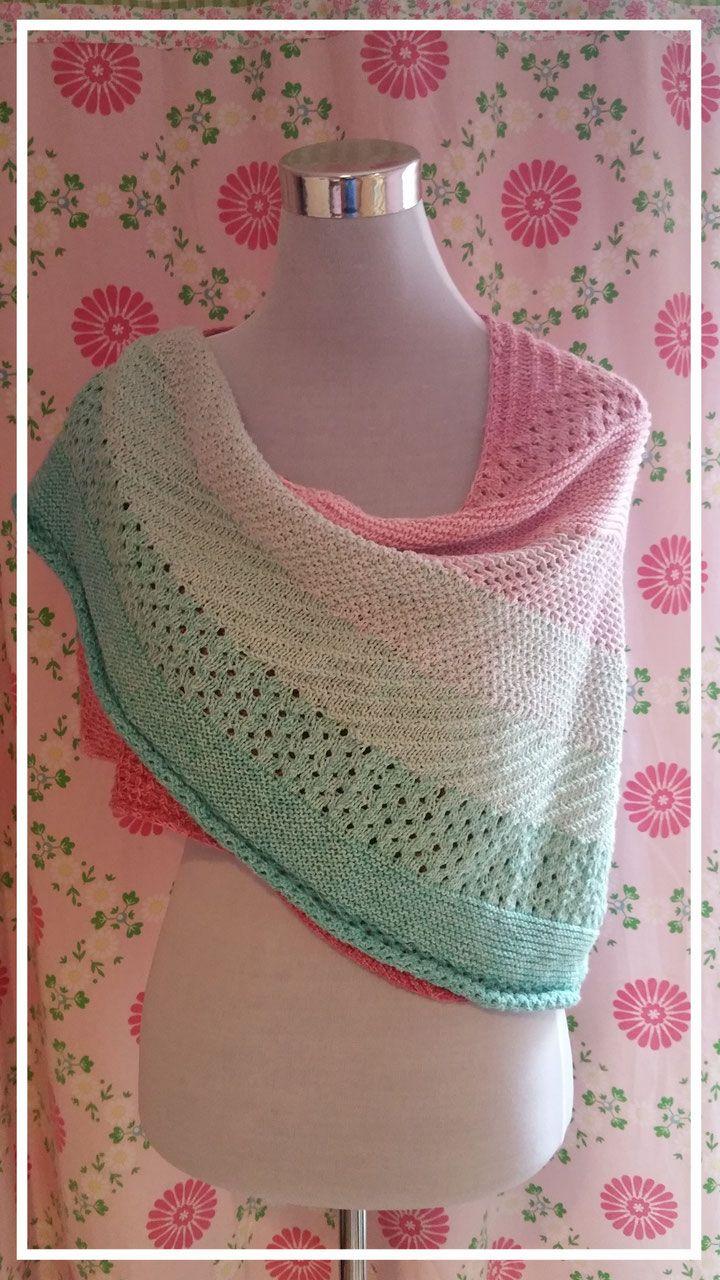 TücherLiebe von oceanandyarn | Knitting projects | Pinterest ...