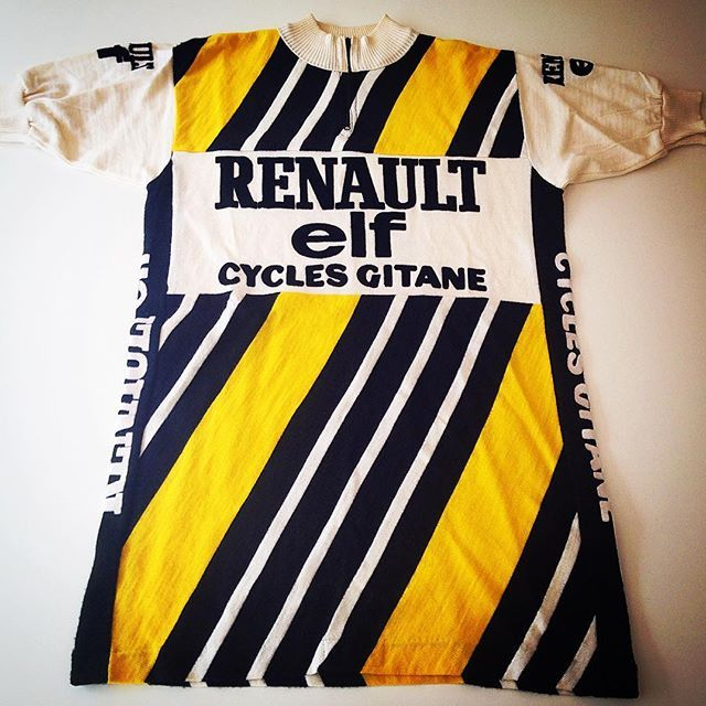 The Renault Elf-team of the 1980s was a lot about the french superstar  Bernard 872a449e2