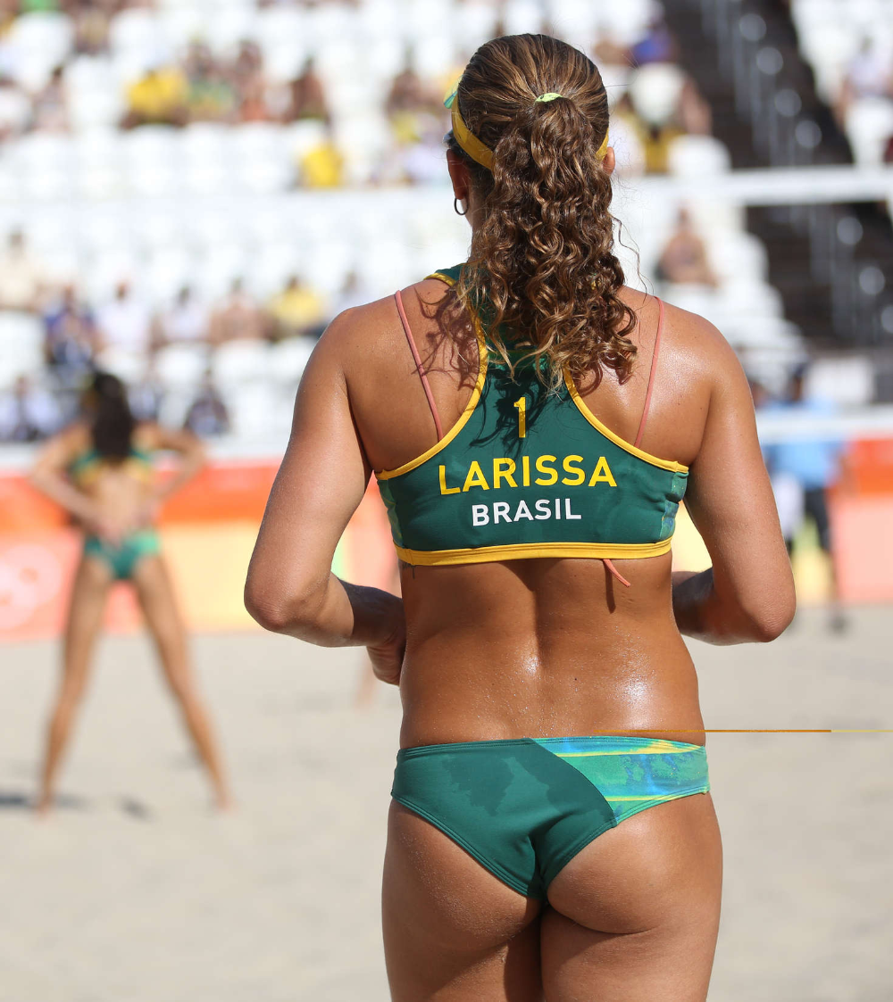 Best Brazilian Female Beach Volleyball Player Google Search Laura Ludwig Volleyball Beach Volleyball