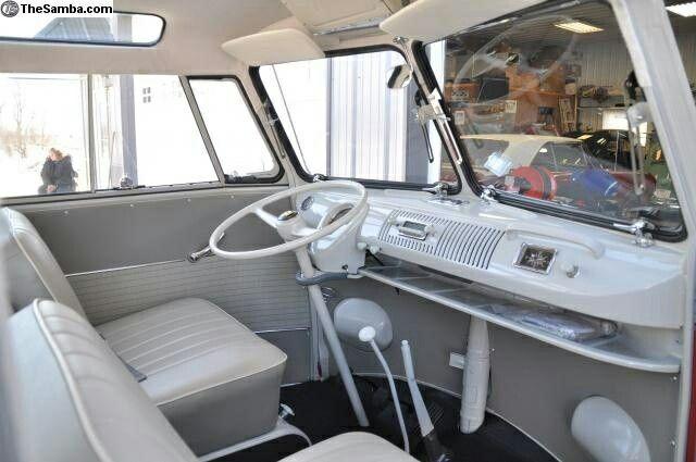 Wv camper ideas campervan interior vw bus vw and interiors for Kombi van interior designs