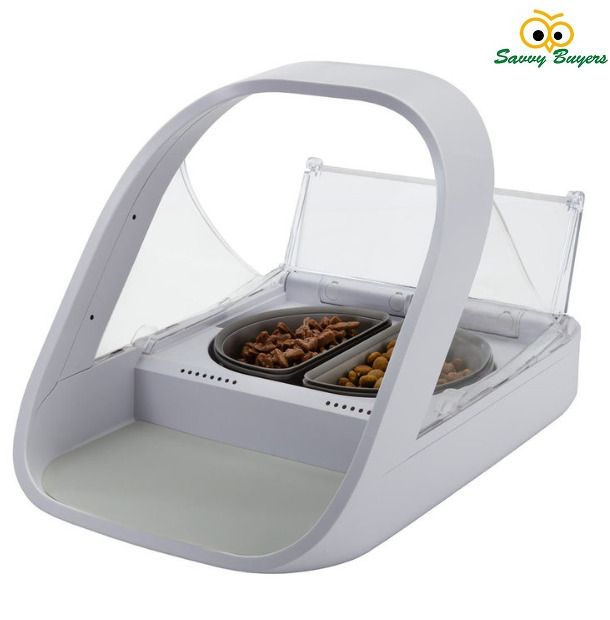 SureFeed Microchip Automatic Pet Feeder app Connect For