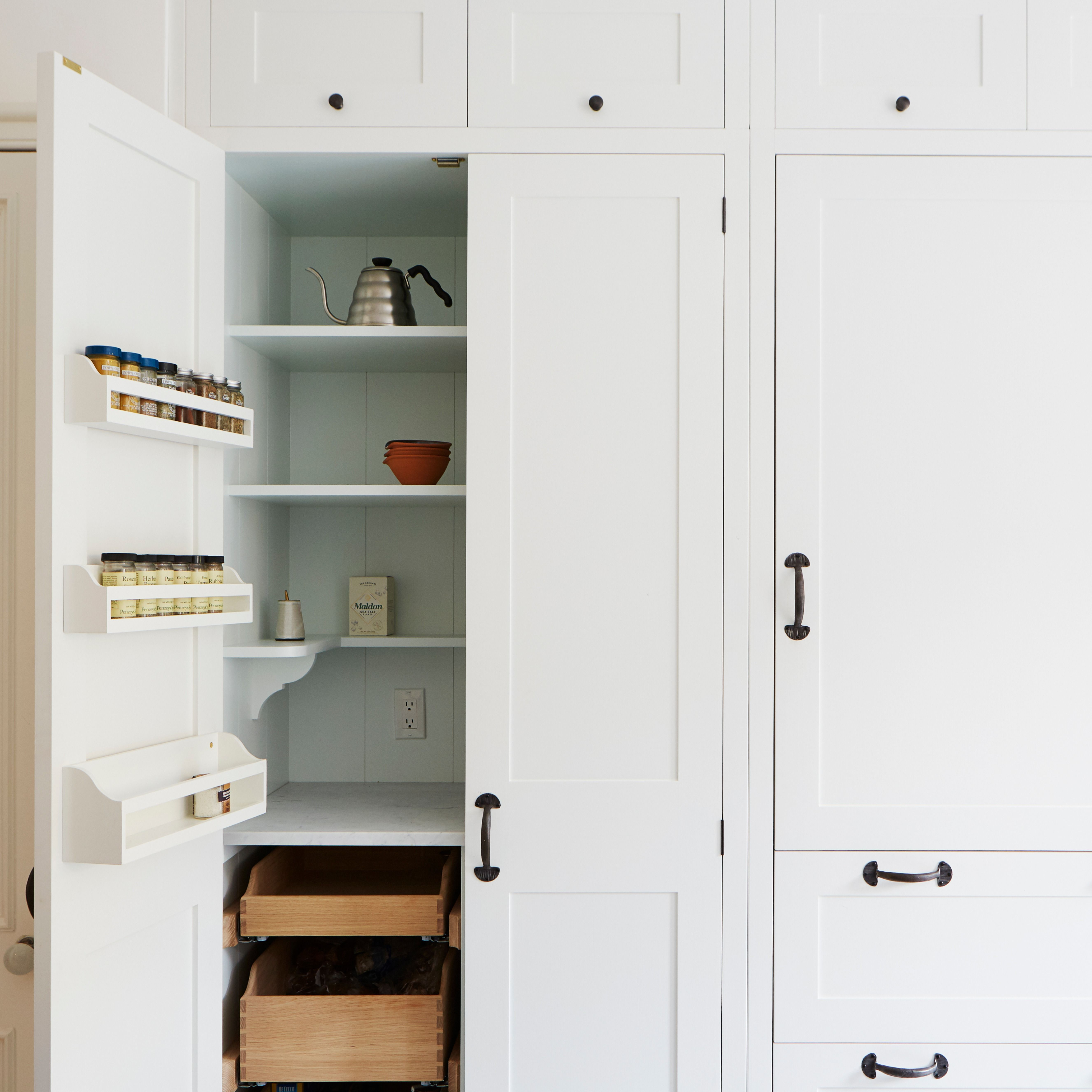 Plain English Kitchen: Larder Cupboard #plainenglishkitchen