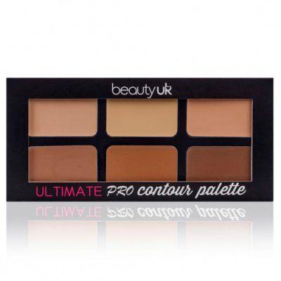 BeautyUK Ultimate Pro Contour Palette