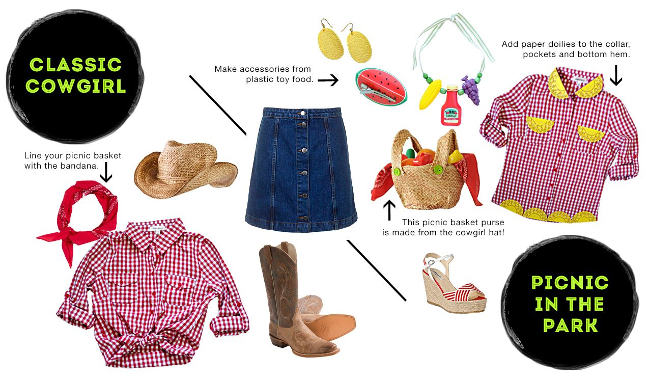 3 ways to turn a classic Halloween costume into something ...