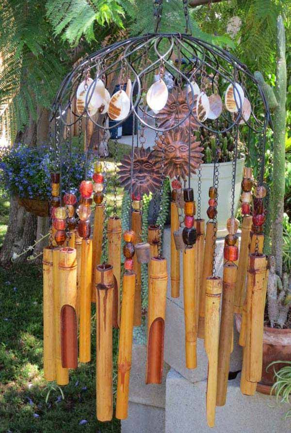 Decorate Your Home With Creative Diy Bamboo Crafts Bamboo Wind