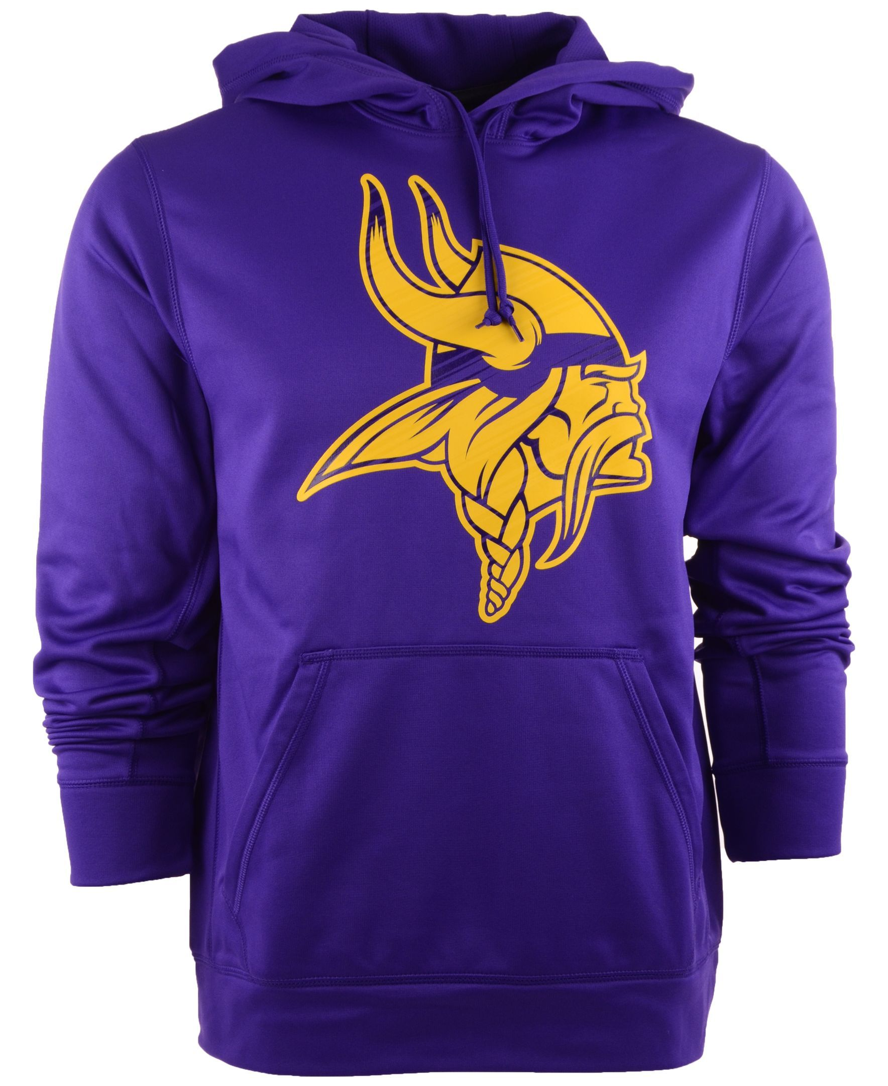 Nike Men s Minnesota Vikings Warp Performance Hoodie  5f2747cd9ce3