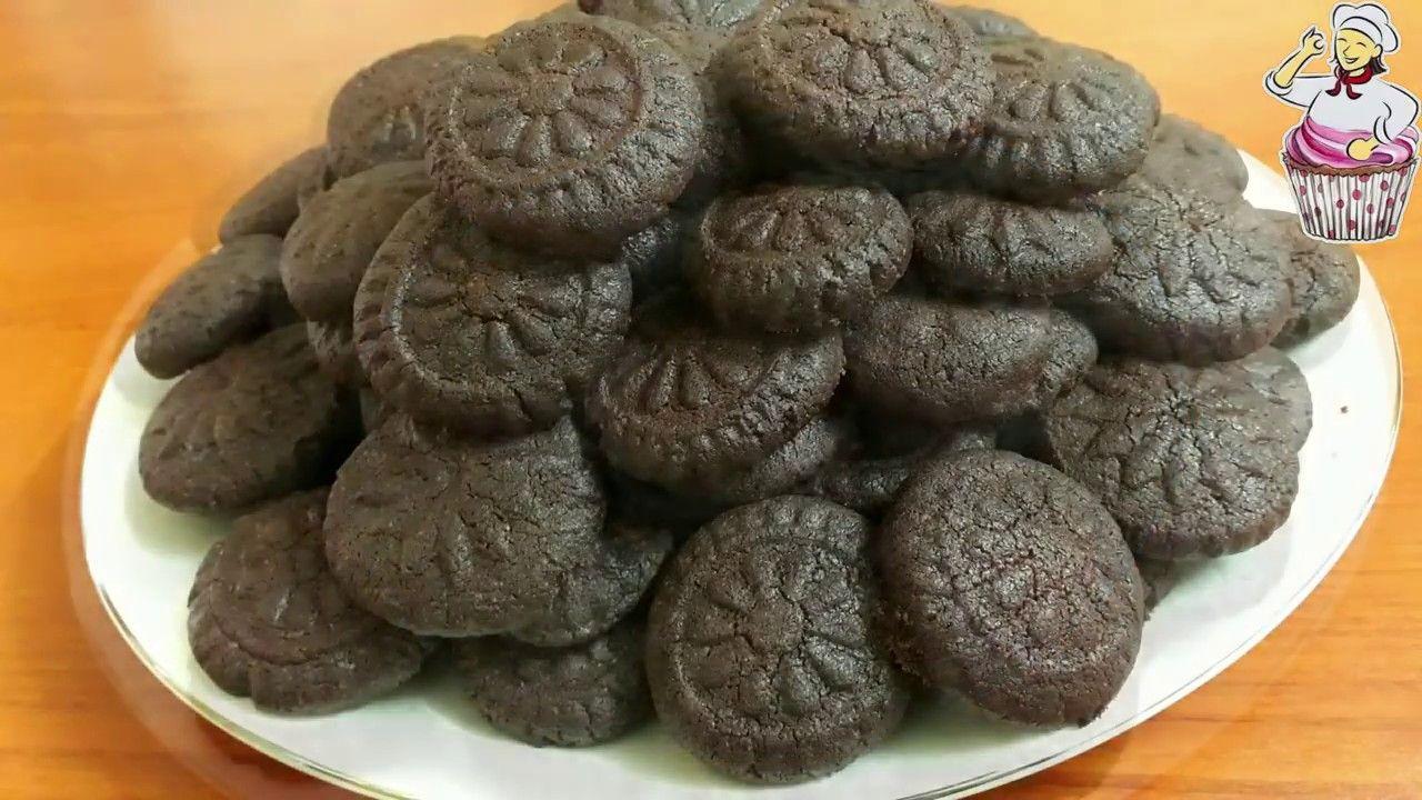 بسكويت بالكاكاو Desserts Food Chocolate