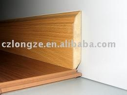 Skirting (MDF skirting board,laminate flooring accessories)