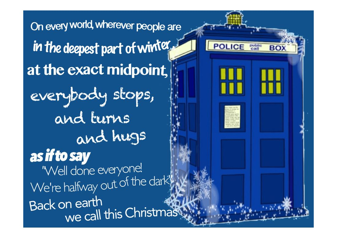 Doctor Who Christmas Cards.Doctor Who Christmas Card Available From Juleslediard Co Uk
