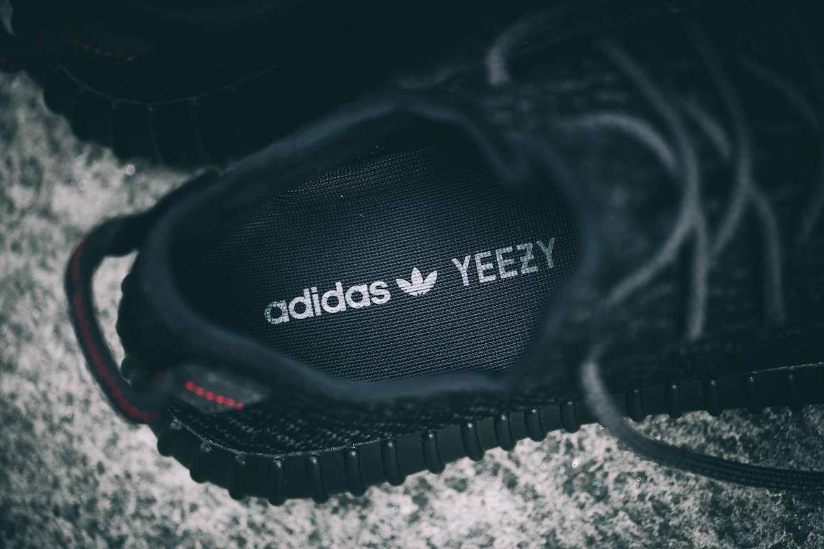yeezy impulso 350 nero, kanye west e adidas h5 pinterest