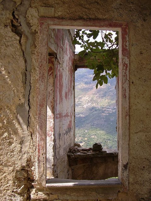 windows.quenalbertini: Window with a view   ilclanmariapia