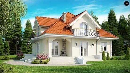 20 Small Beautiful Bungalow House Design Ideas Ideal For Philippines Farm House Pinterest