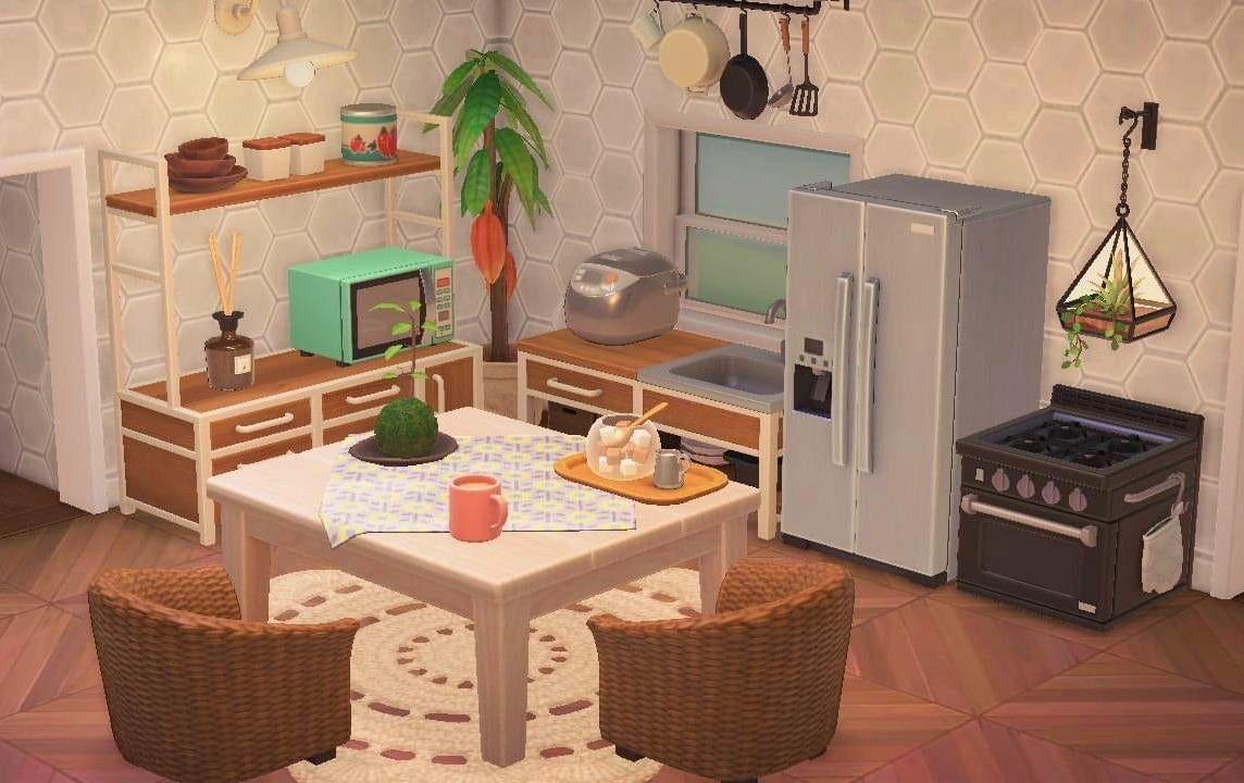 Pin on animal crossing island design plans on Animal Crossing Kitchen Island  id=38744
