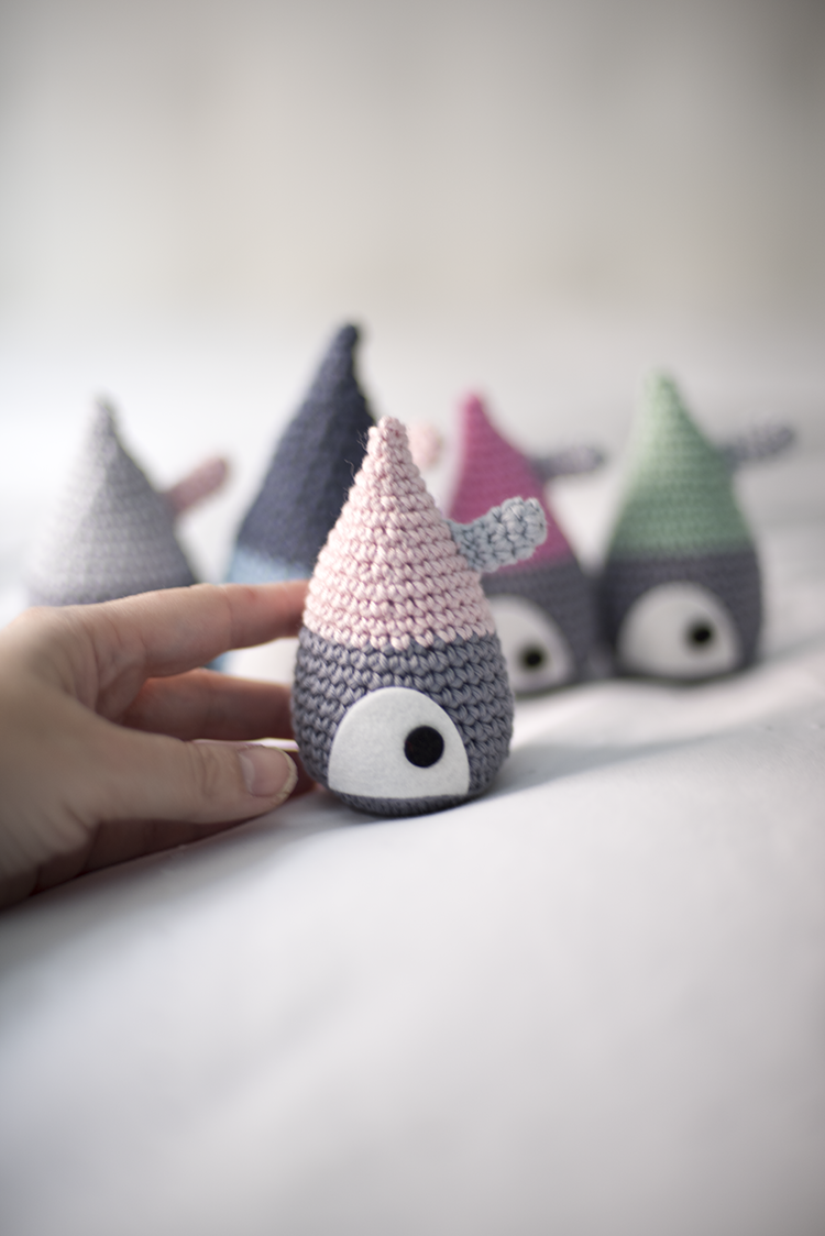 Crochet pattern of a woodland house, by \'El Gallo Bermejo\'. Price: 1 ...