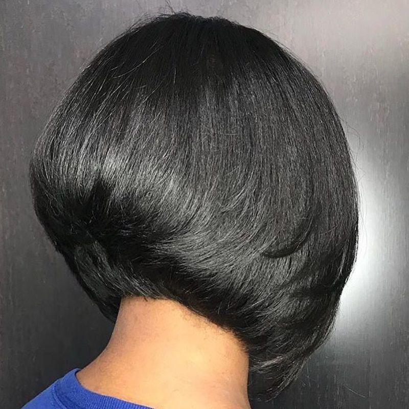 40 Short Hairstyles For Black Women December 2020 Hair Styles Short Hair Styles Bob Hairstyles