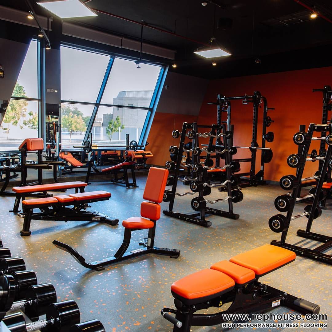 Neoflex 600 Series Bfc Fitness Flooring At Arena Saudi The World S Largest Combined Crossfit Mma Training Ce Floor Workouts Gym Flooring Rubber Gym Flooring