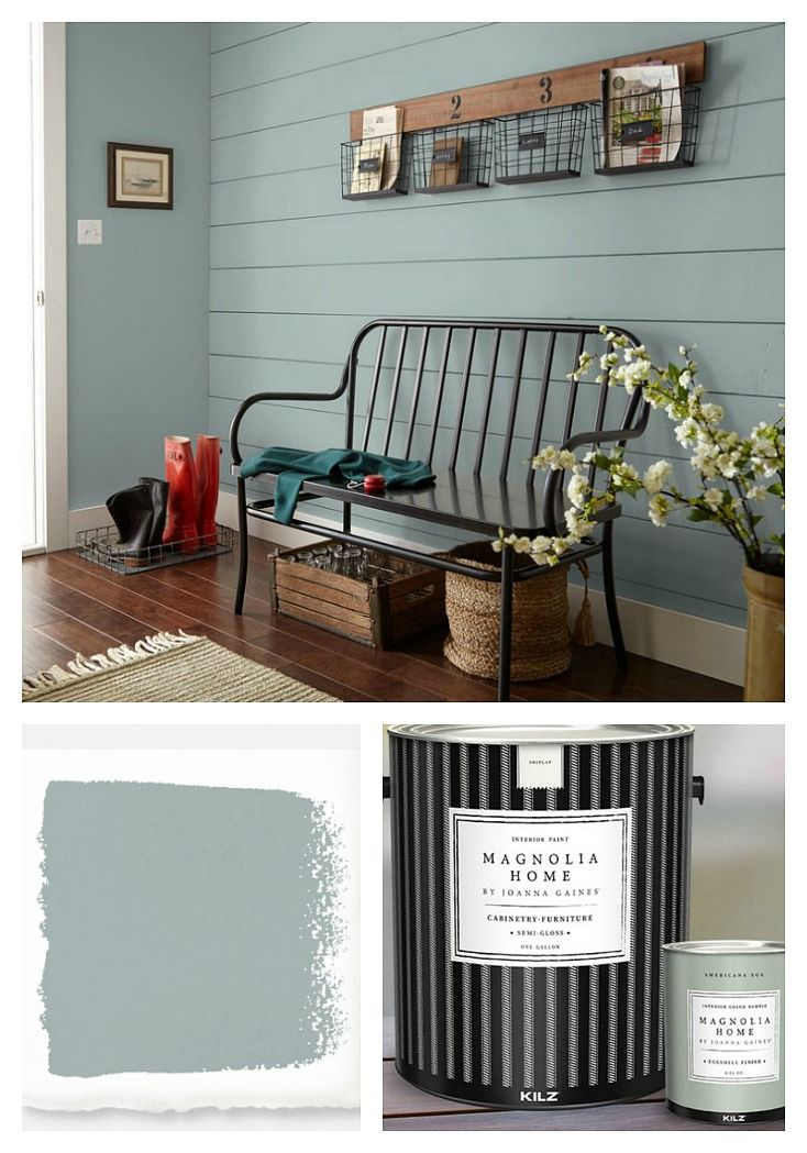 Joanna Gaines' 2018 Paint Color Picks