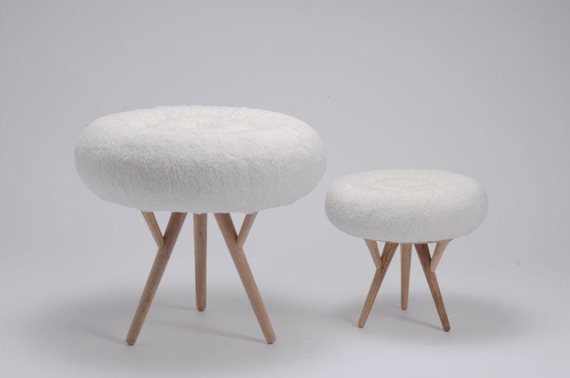 sheep chair - インテリア家具 シンプルな椅子
