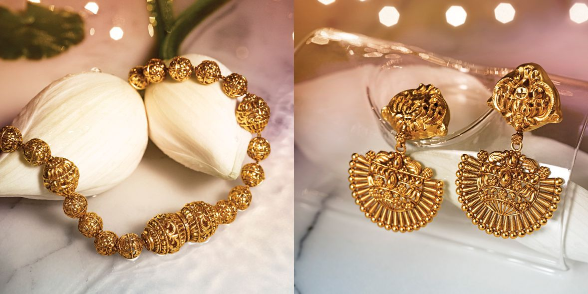 Tanishq Jewellery Collection - Divyam(6) | Tanshiq's ...
