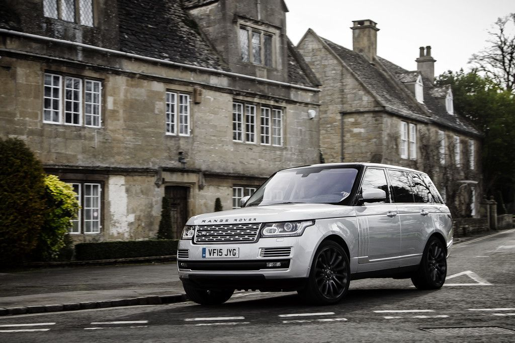 White Suv Car Range Rover Wallpaper With Images White Suv