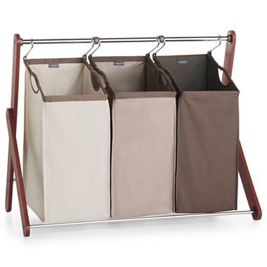 Michael Graves Design Triple Laundry Sorter Laundry Sorter