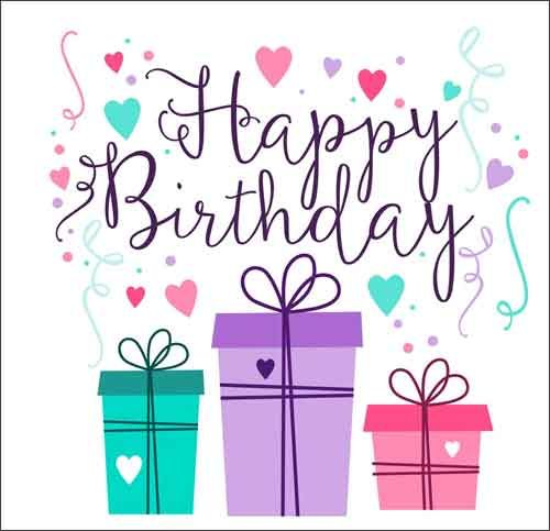 Happy birthday wishes card free vector download (15,291 Free vector