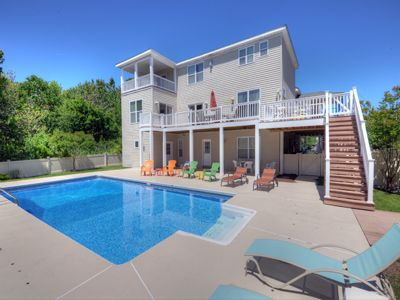 Count Your Blessings is a Oceanfront Virginia Beach vacation rental in  Sandbridge Virginia Beach. This