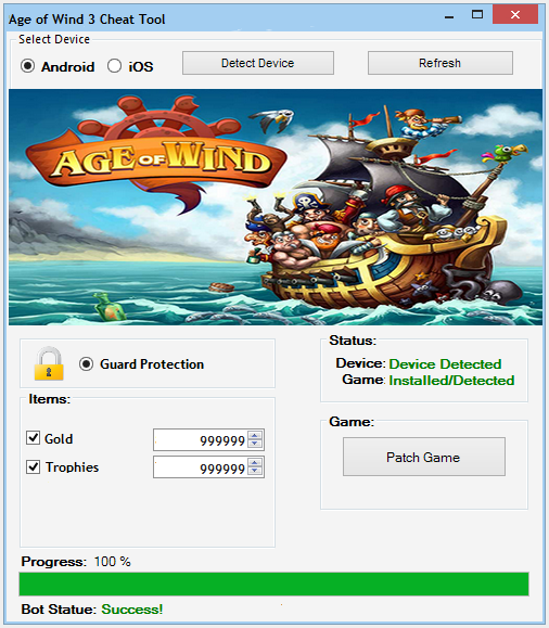 Age Of Wind 3 Hack Tool Free Download No Survey