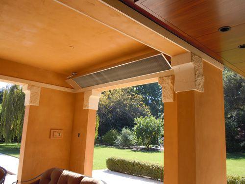 natural gas patio heater outdoor patio