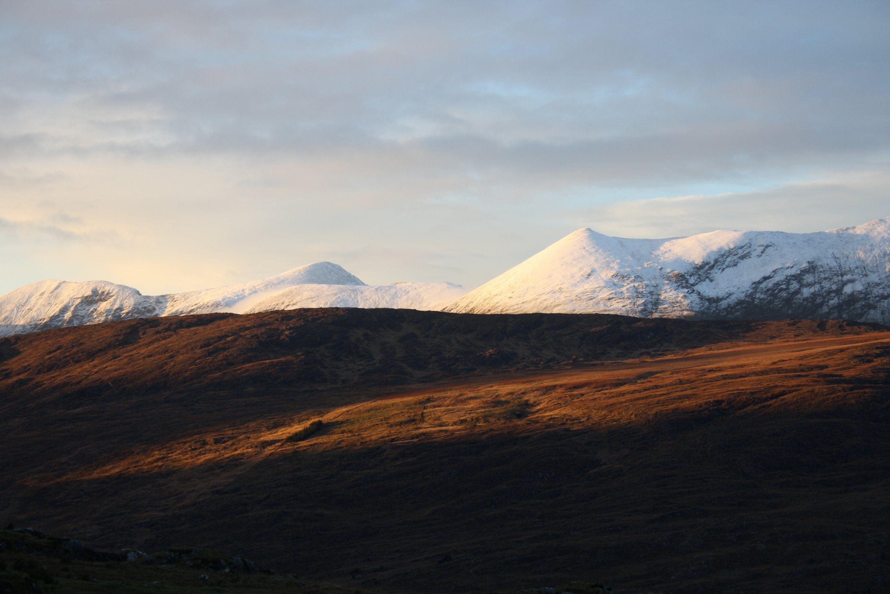 Foto's en video's van Ierland, Schotland, Wales plus van