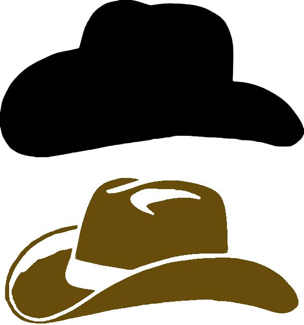 14+ Cowboy hat svg free ideas in 2021