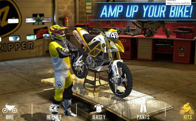 Motocross Meltdown Best Android Games Motocross Bikes Games