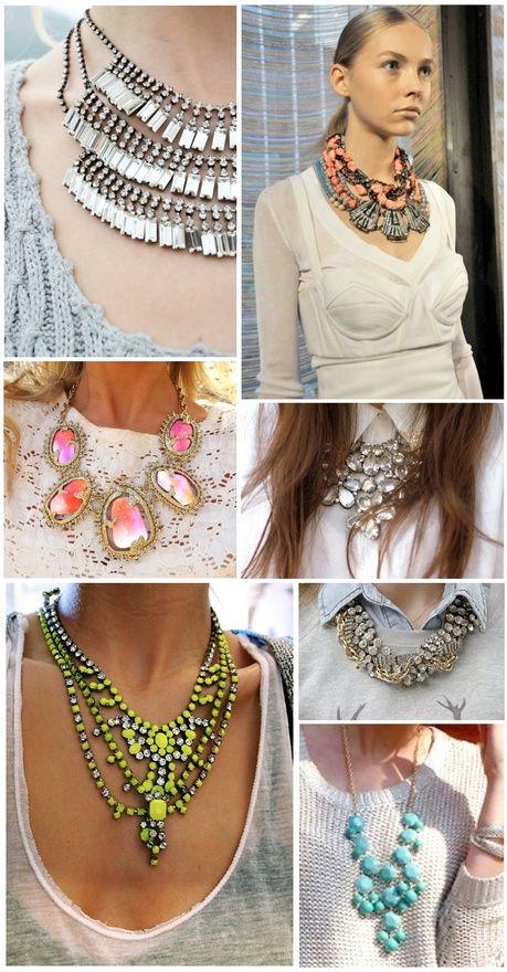 Style Details, around my neck