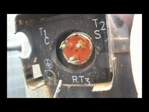 Air Conditioning Repair How To Ohm A Compressor Youtube In