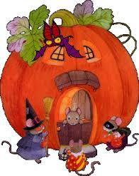 Resultado de imagen para imagenes de halloween animadas