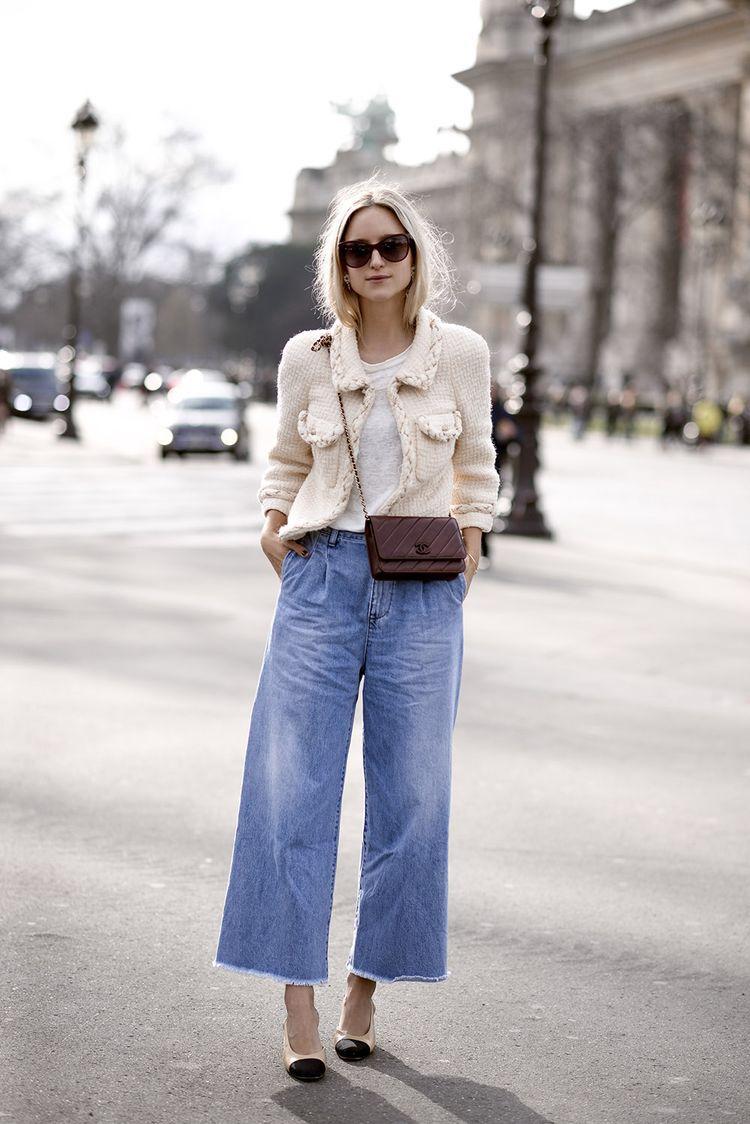 Trending Textures: 5 Ways To Update A Classic Tweed Jacket